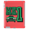 Ford Fiesta MK1 Classic Car Green Tablet