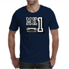 Ford Fiesta MK1 Classic Car Mens T-Shirt