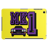 Ford Fiesta MK1 Classic Car Purple Tablet