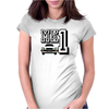 Ford Fiesta MK1 Classic Car Womens Fitted T-Shirt