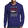 Ford Fiesta Super-Sport Classic Car Mens Hoodie