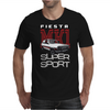 Ford Fiesta Super-Sport Classic Car Mens T-Shirt