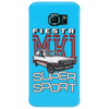 Ford Fiesta Super-Sport Classic Car Phone Case