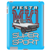 Ford Fiesta Super-Sport Classic Car Tablet