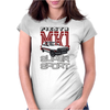 Ford Fiesta Super-Sport Classic Car Womens Fitted T-Shirt