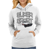 Ford Fiesta Supersport Womens Hoodie
