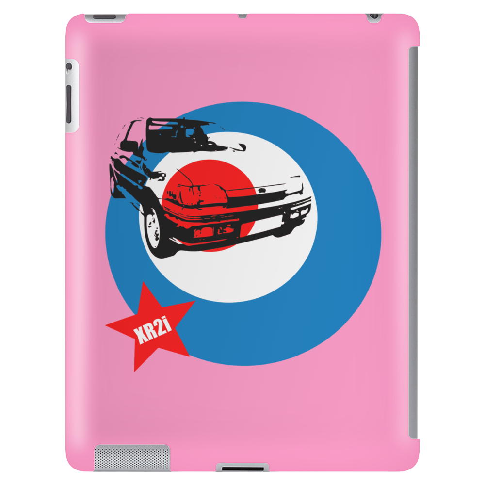 Ford Fiesta XR2i Classic Car Tablet