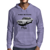 Ford Mustang 1964, the first one Mens Hoodie