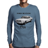 Ford Mustang 1964, the first one Mens Long Sleeve T-Shirt