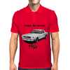 Ford Mustang 1964, the first one Mens Polo
