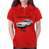 Ford Mustang 1964, the first one Womens Polo