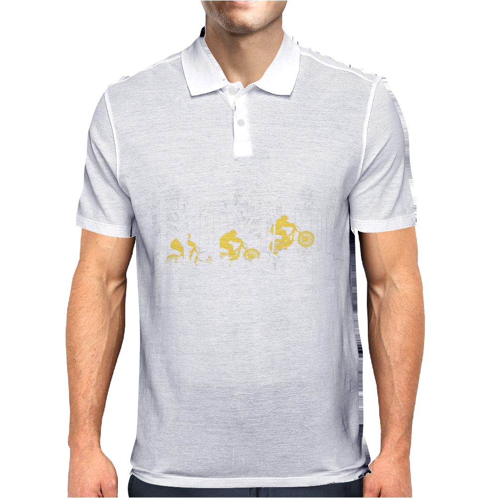 Forest Jump Mens Polo