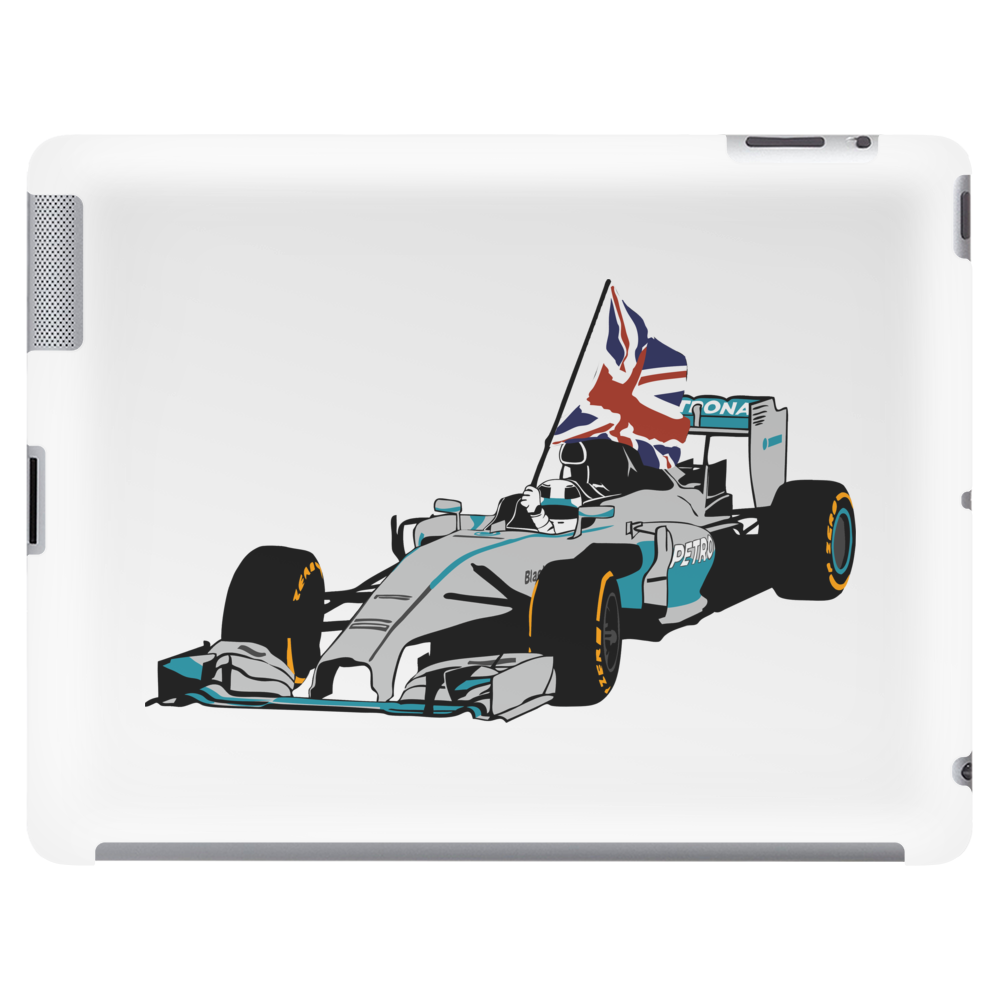Formula One Racing Tablet