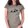 Formula One Racing Womens Fitted T-Shirt