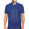 Forrest Gump - Box Of Chocolates Mens Polo