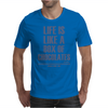 Forrest Gump - Box Of Chocolates Mens T-Shirt