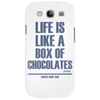 Forrest Gump - Box Of Chocolates Phone Case