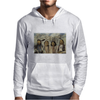 Founding Fathers with Rushmore Mens Hoodie
