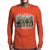 Founding Fathers with Rushmore Mens Long Sleeve T-Shirt