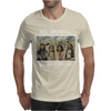 Founding Fathers with Rushmore Mens T-Shirt