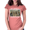 Founding Fathers with Rushmore Womens Fitted T-Shirt