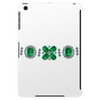 Four Cluster Emerald Necklace Tablet