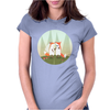 fox marriage Womens Fitted T-Shirt