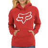 Fox Tournament Womens Hoodie