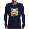 Foxy Mens Long Sleeve T-Shirt