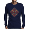 Fractal Design Mens Long Sleeve T-Shirt
