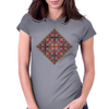 Fractal Design Womens Fitted T-Shirt