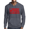 Fragile Handle with Care Mens Hoodie