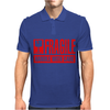 Fragile Handle with Care Mens Polo