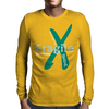 Fragile X Awareness Mens Long Sleeve T-Shirt