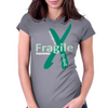 Fragile X Awareness Womens Fitted T-Shirt