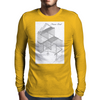 Frame load cutaway Mens Long Sleeve T-Shirt