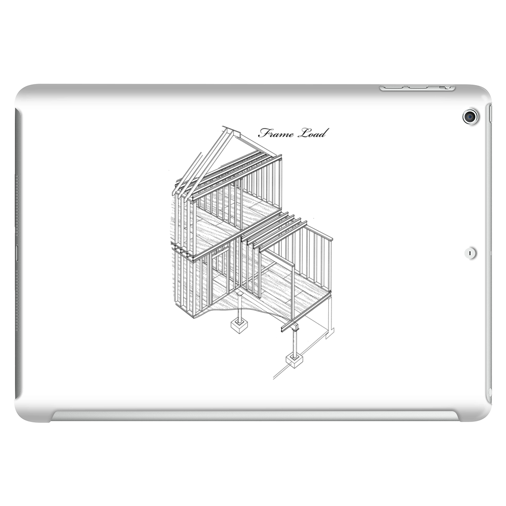 Frame load cutaway Tablet (horizontal)