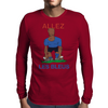 France Rugby 2nd RowForward World Cup Mens Long Sleeve T-Shirt