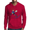 France Rugby Back World Cup Mens Hoodie