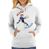 France Rugby Back World Cup Womens Hoodie