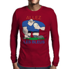 France Rugby Forward World Cup Mens Long Sleeve T-Shirt