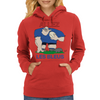 France Rugby Forward World Cup Womens Hoodie
