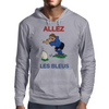 France Rugby Kicker World Cup Mens Hoodie
