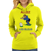 France Rugby Kicker World Cup Womens Hoodie