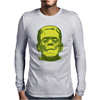 Frank Halloween Scary Monsters Mens Long Sleeve T-Shirt
