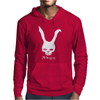 Frank The Rabbit Mens Hoodie