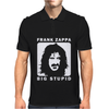 Frank Zappa Big Stupid Philosophy Quote Mens Polo