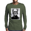 Frankenstein Mens Long Sleeve T-Shirt