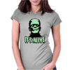 FRANKENSTEIN MONSTER IT'S ALIVE Womens Fitted T-Shirt