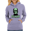 FRANKENSTEIN MONSTER IT'S ALIVE Womens Hoodie